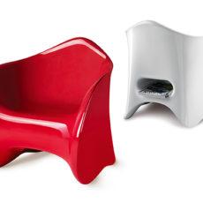 Стеклопластиковое кресло «Silk-K»