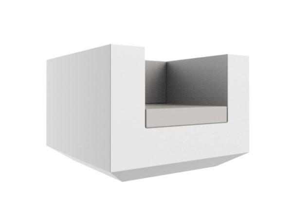 Стеклопластиковое кресло «Box-K»