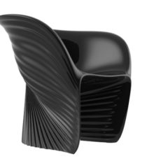 Кресло из стеклопластика