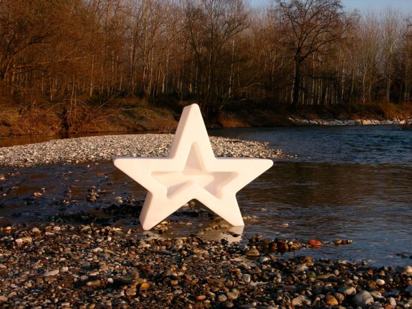 Лавочка звезда