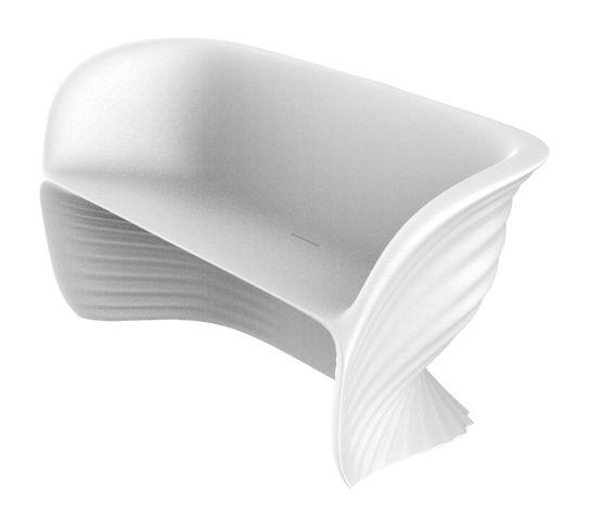 Стеклопластиковый диван