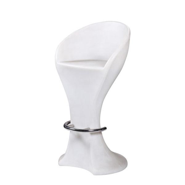Высокие барные стулья