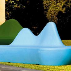двухсторонняя скамейка